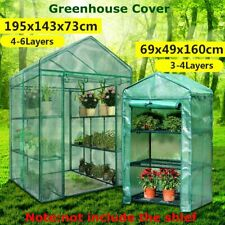 Roof Garden Greenhouse Cover Durable House Flower Plant  Shed No /m