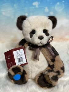 RASCAL Charlie Bears  A Secret Collection PAW STORE Exclusive 13 Inches