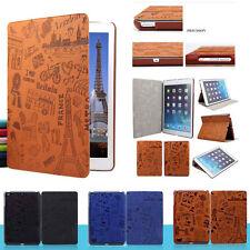 Kaku Luxury Cover für Apple iPad Mini 4 Schutz Hülle Tasche Tablet Case braun