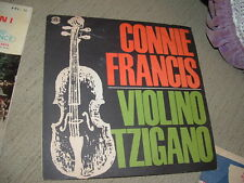 """CONNIE FRANCIS """" VIOLINO TZIGANO - DAMMI LA MANO E CORRI """" ITALY'62"""