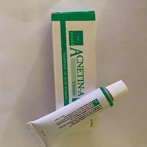 6boxes anti acne gel dark spots freckles retinol A 0.025% last form gel *10grms