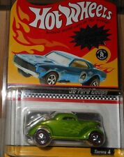 Hot Wheels '36 Ford Coupe #2 of 6 Neo-Classics Series scale 1:64 yr2004
