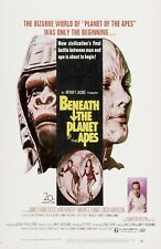 Beneath The Planet Of The Apes movie poster (a)  - 11 x 17 inches