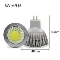 9W 12W 15W GU10 MR16 E27 Spotlight Dimmable LED Light Bulb Epistar/COB Spot Bulb