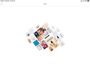 Skin Care Sampler Set, Batch Of 18: Fresh, Dior, Bobbi Brown+