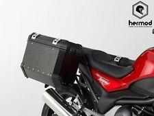 Alforjas y bolsas color principal negro para motos para 45 L
