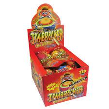 Zed Candy Monster Jawbreaker On a Stick Giant Gobstopper Bubble Gum Retro Sweets