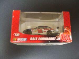 DALE EARNHARDT JR - NATIONAL GUARD CHEVY - WC2009 1:87 SCALE CAR in PLEXI CASE !