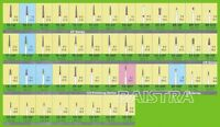 AZDENT 10 KITS Dental Diamond Burs Drill Mani Style High Speed Handpiece 5PC/KIT