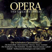 CD Opera - The Più grande Arias di vari artisti incl. Maria Callas 2CDs