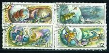 Russia Soviet Space Gagarin 1976 stamps set