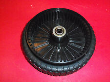 """NEW 7"""" GEARED WHEEL FITS FLYMO MOWERS 5138636-02 9671 RT FREE SHIPPING"""