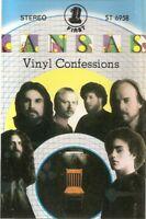 Kansas... Vinyl Confessions  Import Cassette Tape