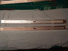 1965 65  66 1966 1967 1968 1969 1970 CHEVY CHEVROLET NEW CARPET SILL DOOR PLATE