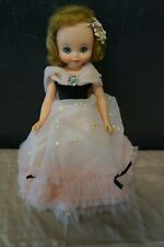 """New listing Vintage 14"""" Betsy McCall Doll dressed in Formal Outfit 1958"""