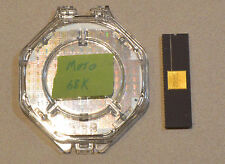 "VINTAGE 4"" SILICON WAFER Collectors Set- MOTOROLA MC68000  APPLE LISA /APPLE MAC"
