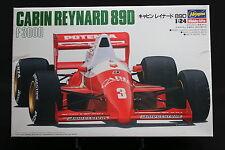XO014 HASEGAWA 1/24 maquette voiture 23007 CF007 1200 Cabin Reynard 89D F3000