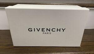 Givenchy Empty Show Box W/booklet 14x5.5x7