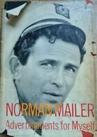 1959 NORMAN MAILER Advertisements For Myself 1st Edition