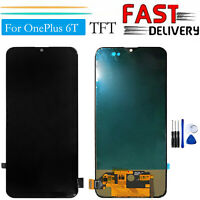 For OnePlus 6T LCD Display Touch Screen TFT Digitizer Assembly Black with  tools