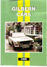 Gilbern Cars Book