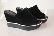 Dune  Shoes / Slip on Wedges Black size UK 5