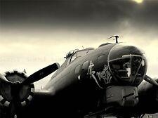 Memphis Belle Vintage avión Foto impresión arte cartel Imagen bmp1508a