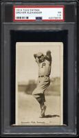 1914 T222 Fatima GROVER CLEVELAND ALEXANDER Rookie RC PSA 1.5 FR Phillies HOF