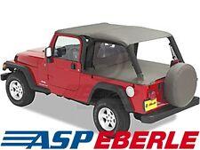 Header bikini top safari version jeep wrangler tj unlimited 04-06
