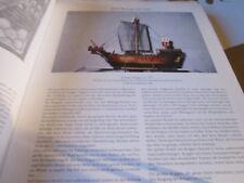Marine Übersee Archiv 4 Krieg zur See 4003 Elbinger Kogge 1350 Miniatur