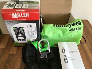 Honeywell Miller H-Design 2 Point Vest Harness, M/L