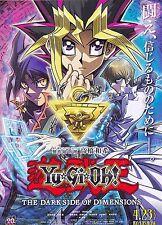 Yu-Gi-Oh! Dark Side Dimension Japanese Anime Chirashi Mini Ad-Flyer Poster 2016