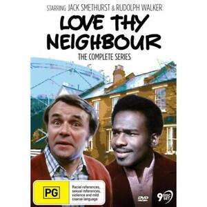 Love Thy Neighbour - The Complete Series (DVD,Region 4) *NEW AUSSIE RELEASE*
