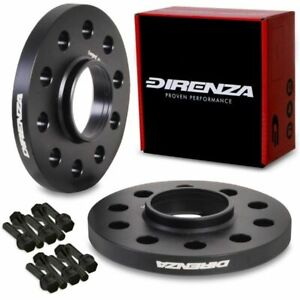 DIRENZA 5x110 15mm ALLOY WHEEL SPACERS FOR VAUXHALL OPEL ASTRA G H CORSA VECTRA