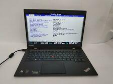 New listing Lenovo Thinkpad X1 Carbon Core i7-4600u @ 2.10Ghz 8Gb Ram No Hdd/Os R90Brvnl Ww