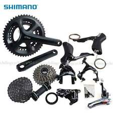 SHIMANO 105 5800 Road Bike Groupset Gruppos 50/34T 170mm Compact 2*11S