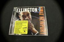 Ellington At Newport 1956 - Duke Ellington 2 Compact Disc Set 20-BIT REMASTERED