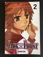 Jack Frost Volume 2 The Amityville English Manga Graphic Book Novel JinHo Ko