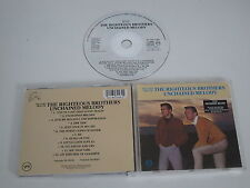 THE RIGHTEOUS BROTHERS/UNCHAINED MELODY/THE VERY BEST OF(VERVE 847 248-2) CD