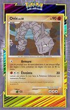 🌈Onix - DP07:Tempête - 69/100- Carte Pokemon Neuve Française