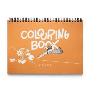 Volvo Genuine Kids Colouring Book 32220775