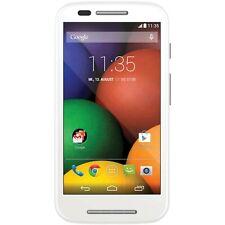 UNLOCKED WHITE MOTOROLA MOTO E XT1023 CELL PHONE AT&T ROGERS TELUS BELL KOODO+++