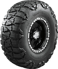 4 New 35x12.50R17 Nitto Mud Grappler Tires 35125017 35 12.50 17 1250 M/T 10 Ply