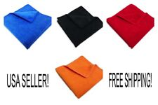 "96 Microfiber 16""x16"" Cleaning/Auto Detailing Cloths Towels MIXED COLORS 300GSM*"