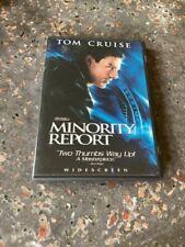 Minority Report (Dvd, 2002, 2-Disc Set, Widescreen) Feat. Tom Cruise