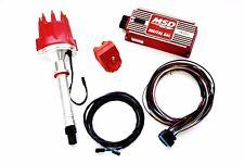 SBC/BBC MSD Ignition 6AL Box w/ SpeedMaster Pro Billet Distributor & Coil 6425