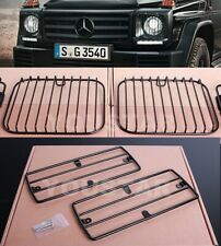 US STOCK Set Headlight & Tail Light Guard Grills for Mercedes W463 G Wagon G63