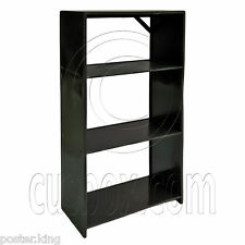 Bookshelf Multi Level Cabinet 1/6 Scale Barbie Doll's House Dollhouse Furniture