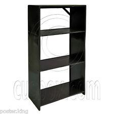 Bookshelf Multi Level Cabinet 1/6 Scale Barbie Doll's House Dollhouse Furniture