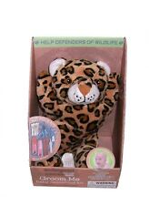 Endangered Species by Sud Smart 28-piece Leopard Groom Me Baby Essentials Kit